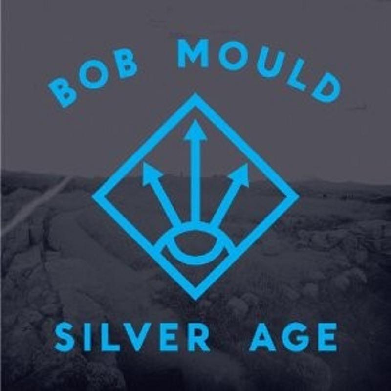 BOB MOULD - SILVER AGE  VINYL LP ROCK ROCKPOP POP NEW